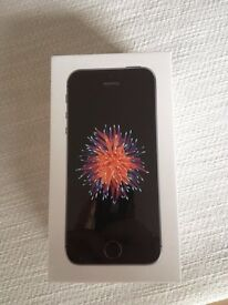 iphone 5SE-Brand New-Sealed Box -16Gb