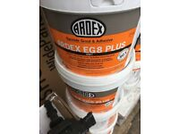 ARDEX EPOXIDE GREY ADHESIVE N GROUT 11 TUBES