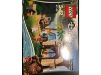 Disney Moana Lego