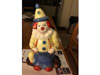 Clown money box