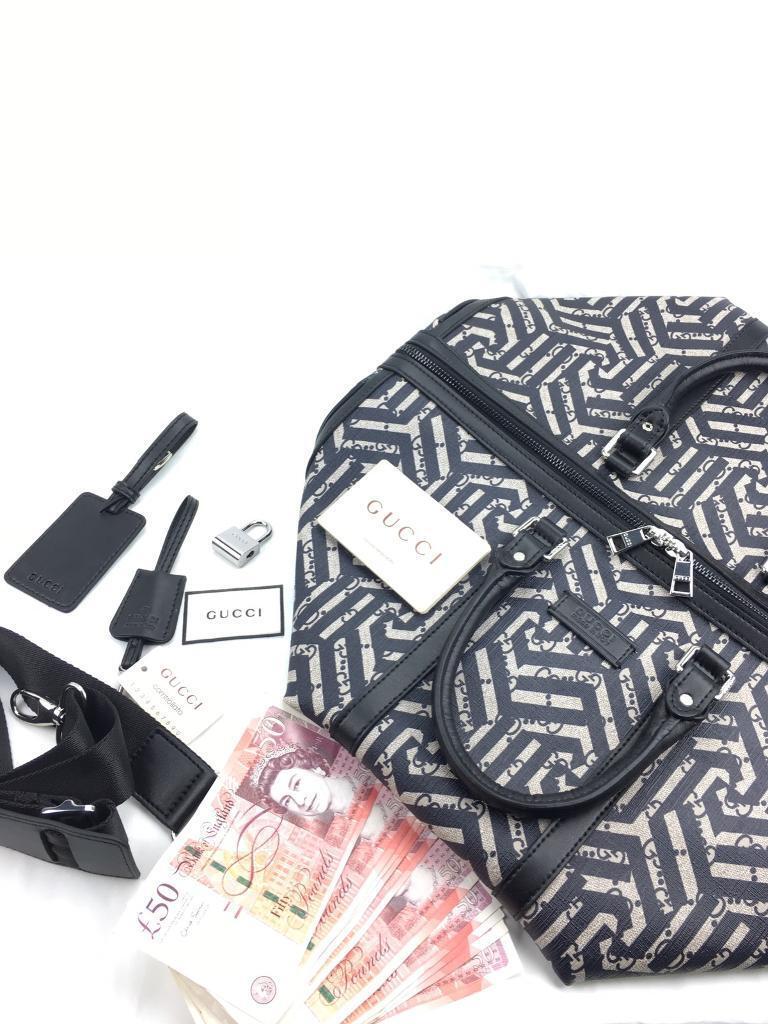 0366974978b GG Caleido duffle Gucci designer damier bag Style 406380 KVW2N 9769 700ono