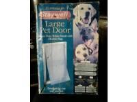 Staywell large pet door