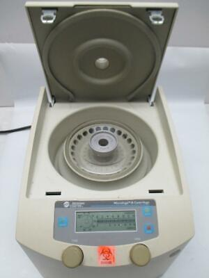 Beckman Coulter Microfuge 18 Microprocessor Control Centrifuge F241.5p Rotor