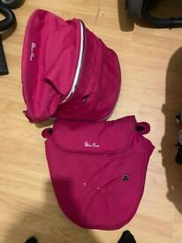 Silvercross wayfarer pioneer colour pack raspberry pink
