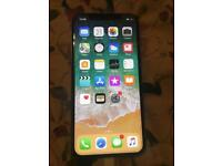 IPhone X in good working order