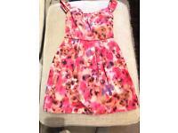 Ladies monsoon dress size 8
