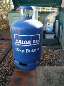 Butane 15Kgs Gas Bottle