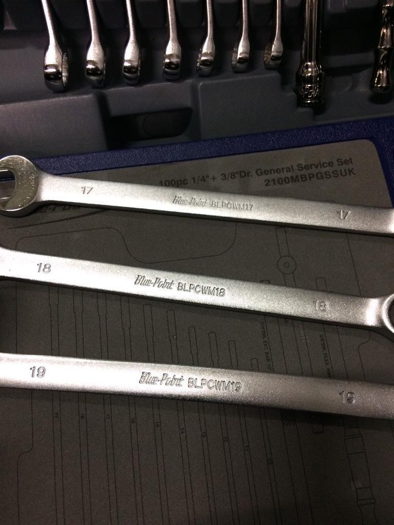 Spanners bluepoint