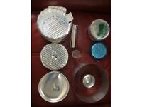 Extremely light weight cook pot + heat cover & burner kit, made by Antigravitygear