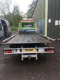 Iveco Recovery Slide Back Must Be Sold
