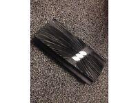 Black purse bag clutch