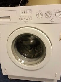 Integrated washer