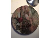 A Vintage Royal Doulton African Series Decorative Plate