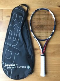 Babolat PureAero Roland Garros Limited Edition Tennis Racket. Grip 4