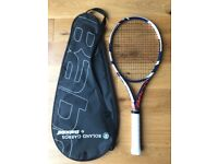 Babolat PureAero Roland Garros Limited Edition Tennis Racket. Grip 4
