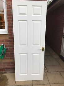 Good Quality White Internal Door