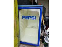 Pepsi fridge (Shed Find)