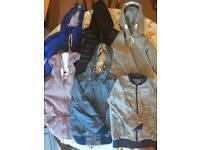 Boys aged 6 jacket bundle.