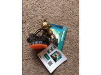 Skylander Xbox 360 characters x 7