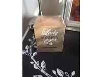 Lady million 80ml perfume