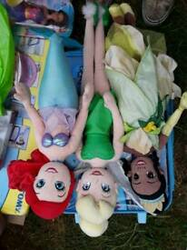 Disney dolls collection