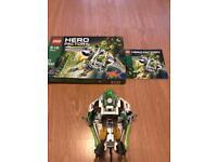 Lego Hero Factory - Jet Rocka