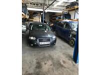 Audi a3 breaking spares parts 1.6 1.9 2.0 tdi fsi bgu bxe bkd 3 door 5 door 8p