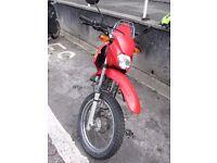 Honda XR125 Trail Bike