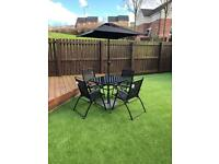 Garden/Patio furniture set