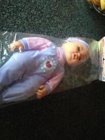 Brand new doll