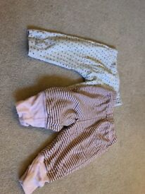 Girls clothes 6 to 9 months