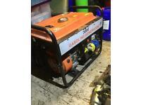 Petrol generator 110v / 240v