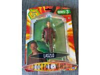 Dr who Laszlo figure