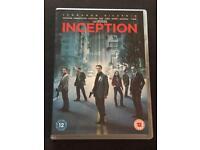 Inception, DVD 2010 2-Disc Set