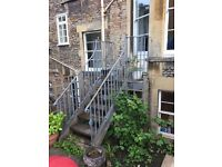 Outside Balcony / Stairs for sale (2nd hand / used)