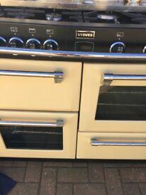 Range gas cooker vgc