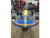 Tony racing kart world formula 200cc