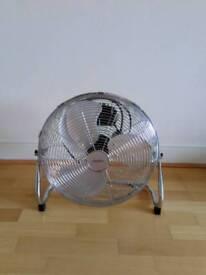 Stir flow fan