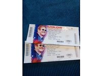 Elton John First Direct Arena, Leeds 8th June