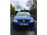 Volkswagen Touran S TDI MPV 5 door (7 seater)