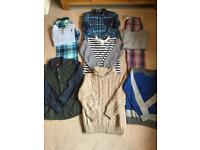 Boys clothing bundle age 9-10