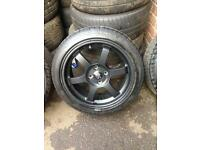 Rota grid alloy wheels 4x100 pcd *postage available*
