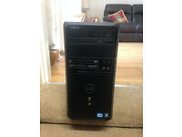 Dell Vostro 260 i3 Base Unit, keyboard,mouse and power lead.