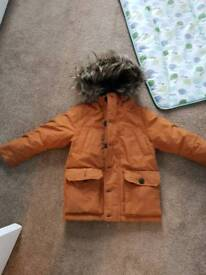 Next boys coat size 4