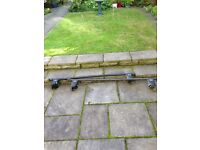 1 pair car roof bars