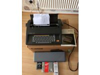 Canon S-200 Electronic Typewriter for sale