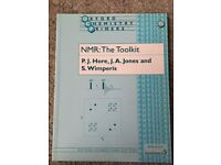 "OCP ""NMR: The Toolkit"" - HORE/JONES/WIMPERIS - ISBN 0198504152"