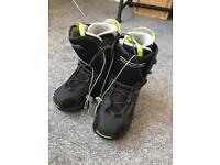 Salomon Dialogue Snowboarding Boots Size 8