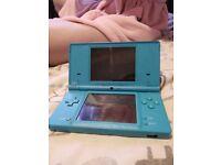 Blue Nintendo dsi fully working