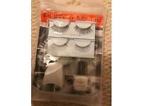 Eye lash tool kit